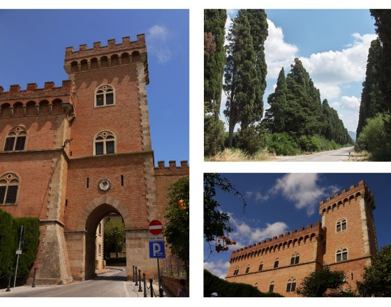 Bolgheri-collage