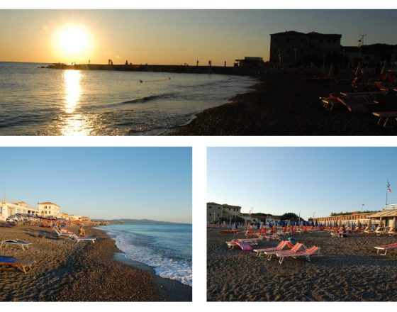 Cecina-collage